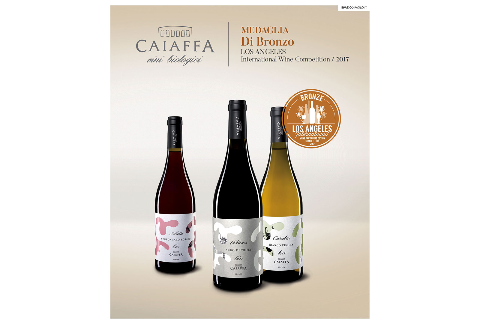 International wine packaging competition – Los Angeles