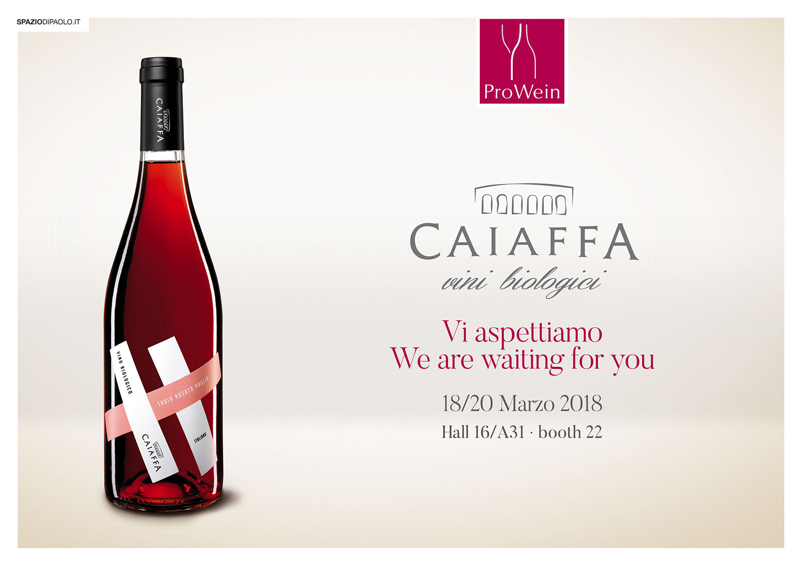 ProWein – We are waiting for you