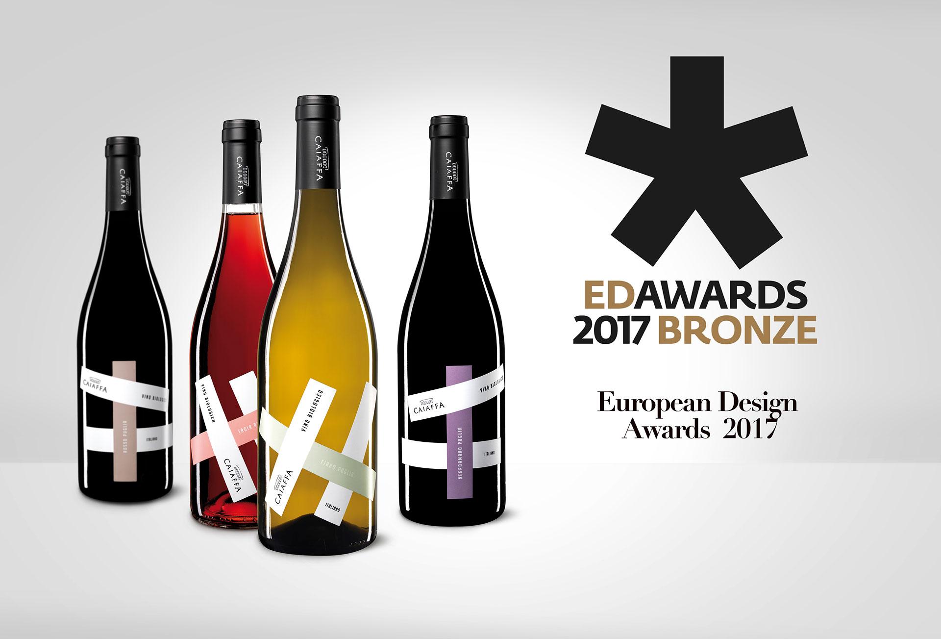 European Design Awards 2017 – Bronze